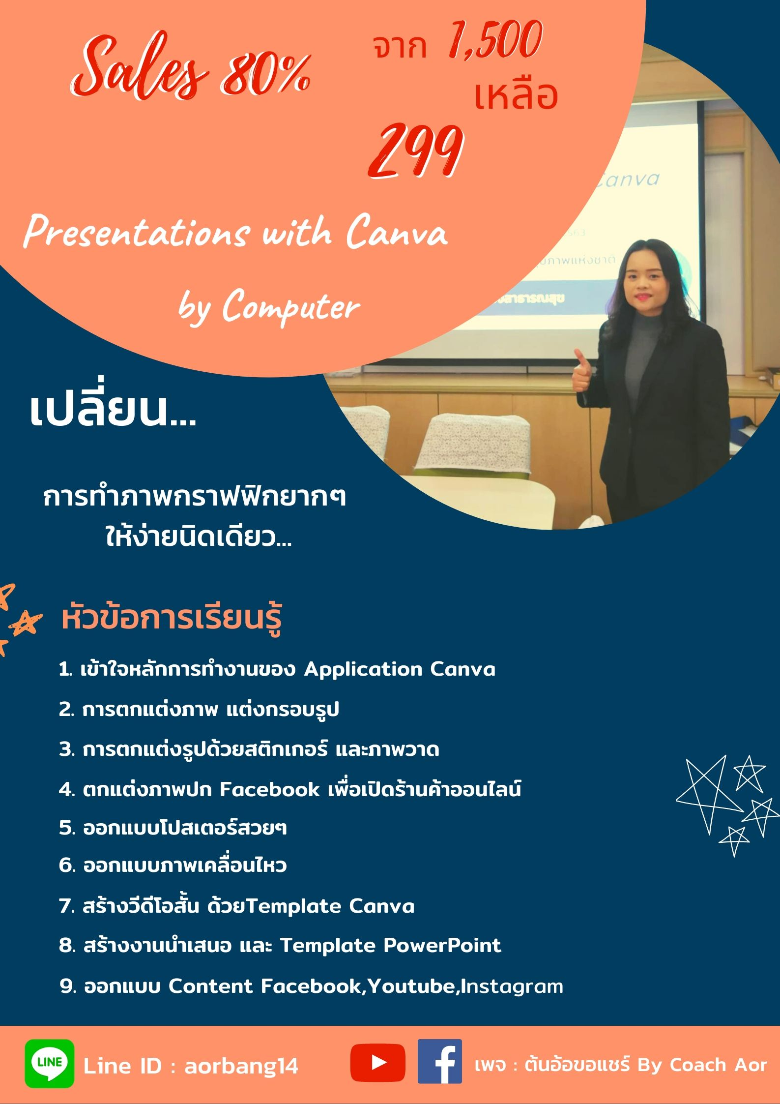Presentation With Canva