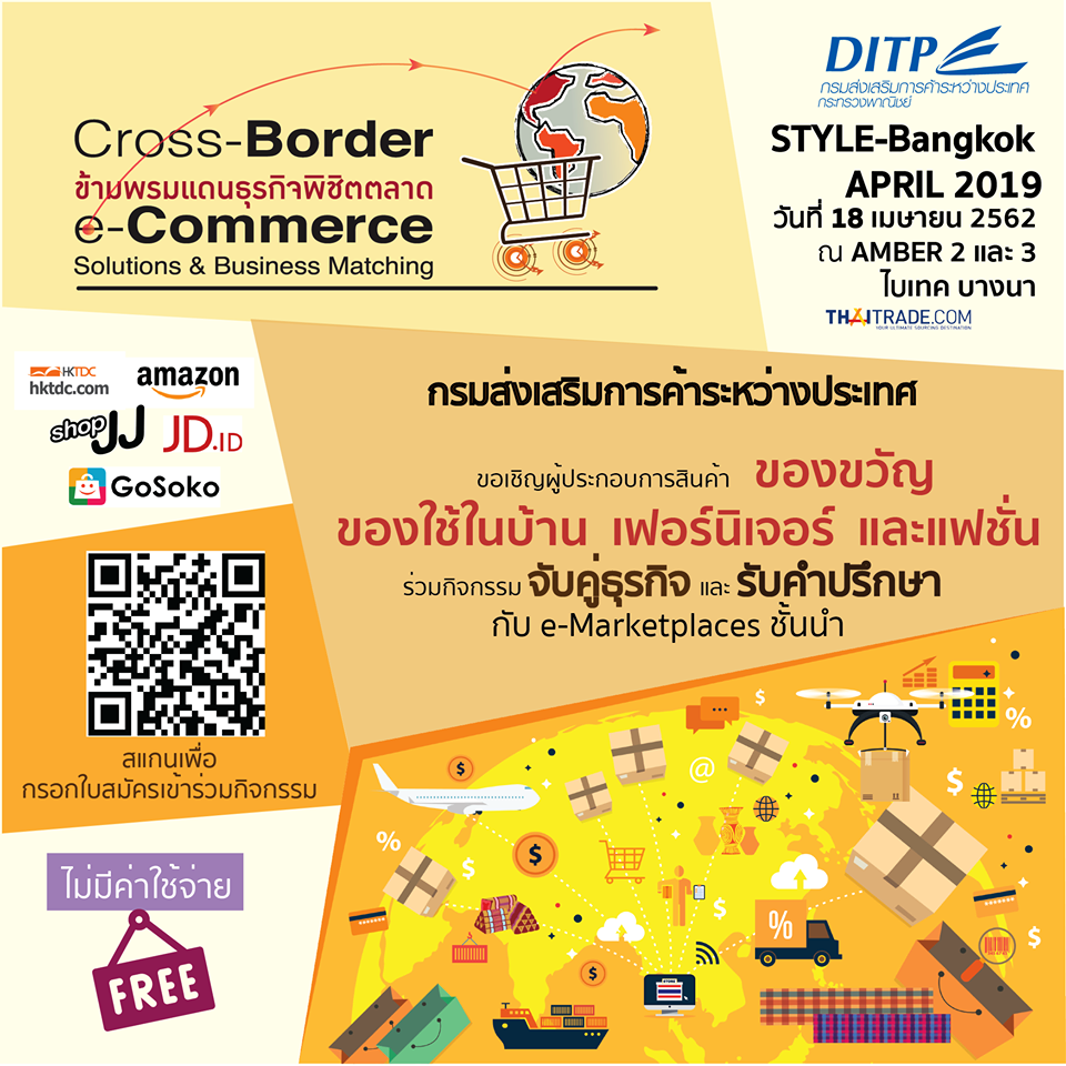 Cross-Border E-Commerce Solutions & Business Matching