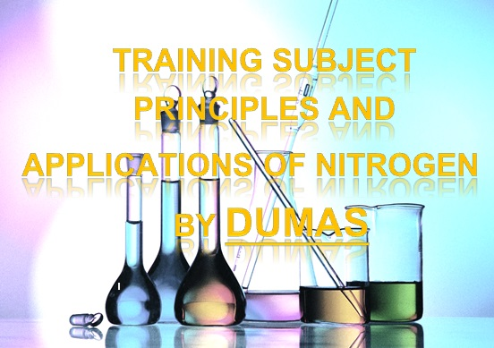Principles and  Applications of Nitrogen  by Dumas Method